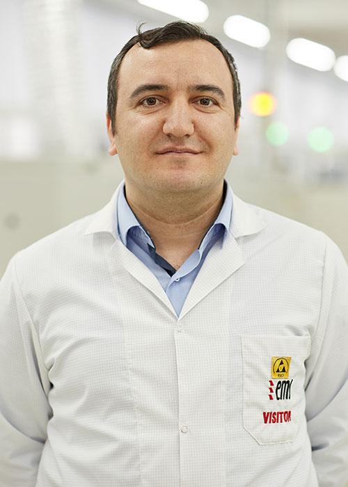 Ali Taşkın - Muhasebe Müdürü