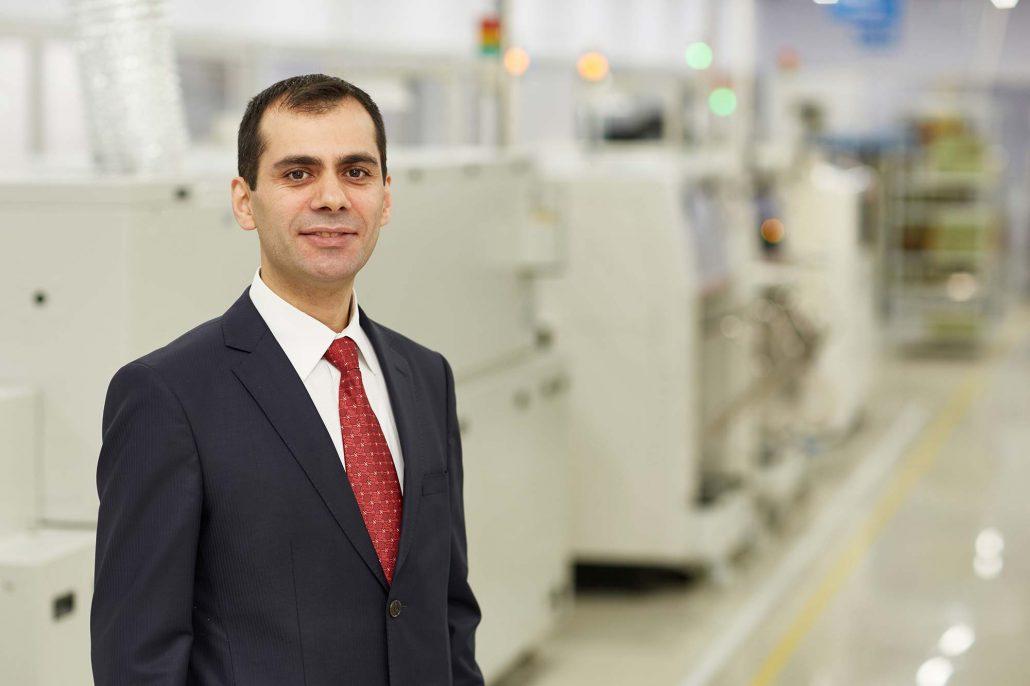 Sabahattin Okur - EMS Elektronik